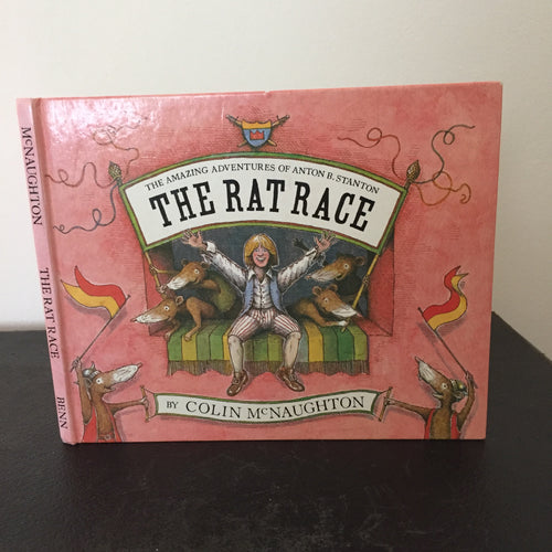 The Rat Race: The Amazing Adventures of Anton B.Stanton