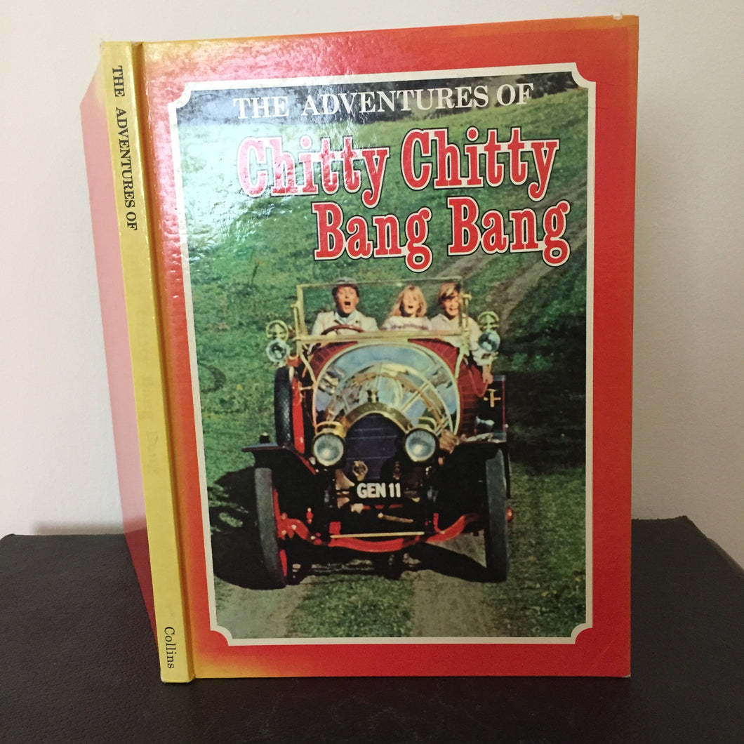 The Adventures of Chitty Chitty Bang Bang. A Special Motion-Picture Edition