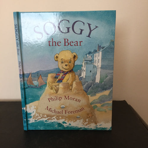 Soggy the Bear (signed)