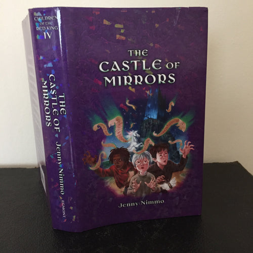 The Castle of Mirrors. (Signed)