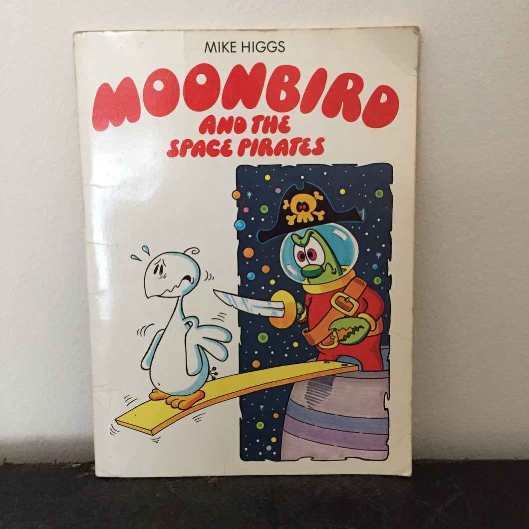 Moonbird and the Space Pirates