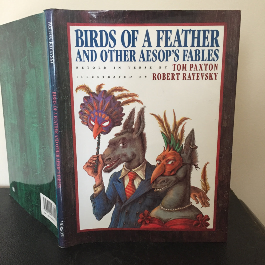 Birds of a Feather and other Aesop's Fables