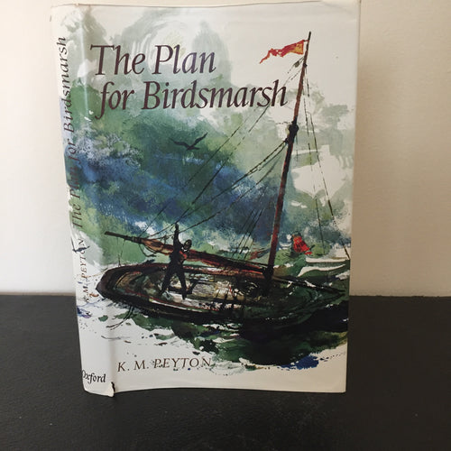 The Plan for Birdsmarsh