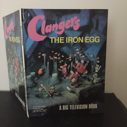 Clangers - The Iron Egg