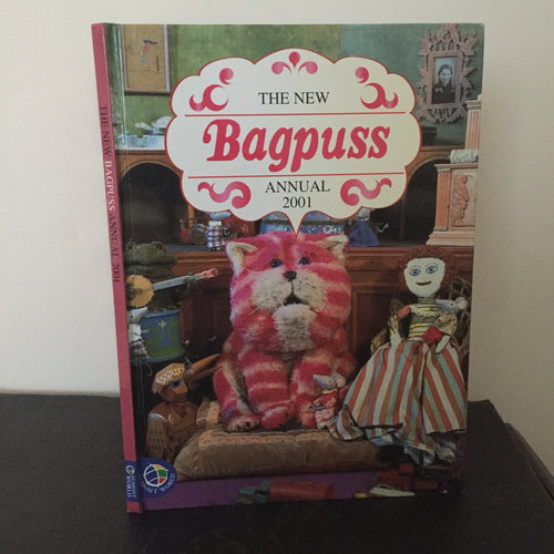 The new Bagpuss Annual 2001