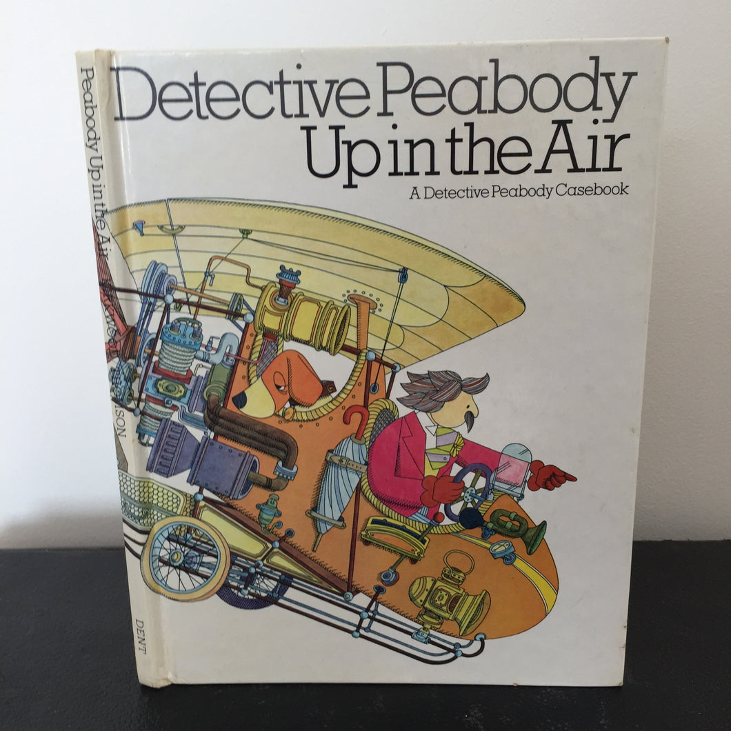 Detective Peabody Up in the Air - A Detective Peabody Casebook