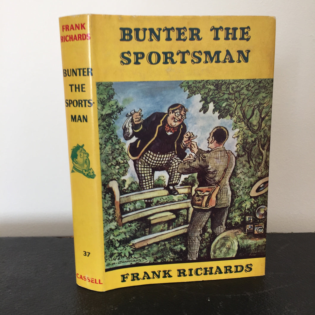 Bunter The Sportsman