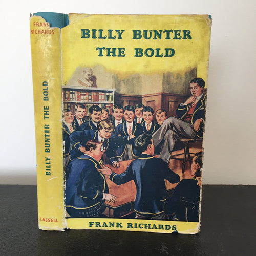 Billy Bunter The Bold
