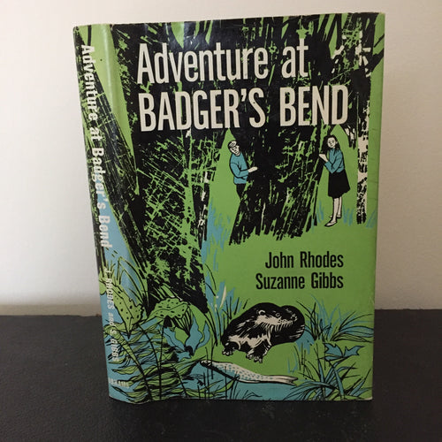 Adventure at Badger's Bend