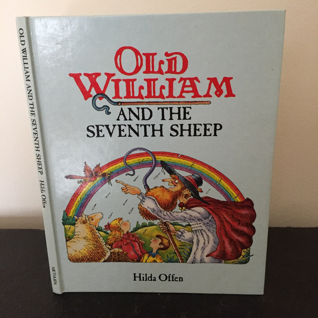 Old William and the Seventh Sheep