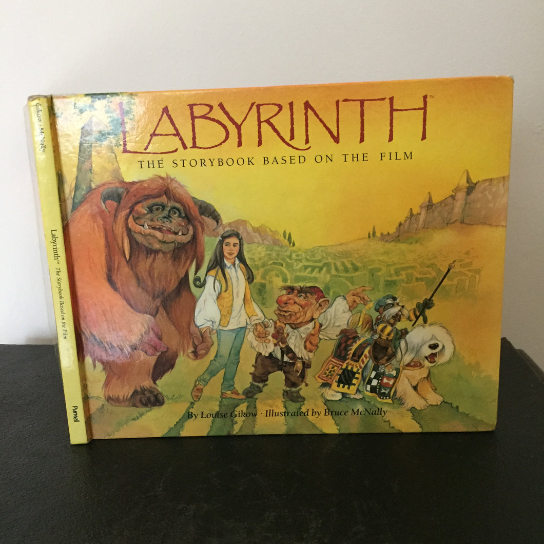 Labyrinth. The Storybook Based on the Film.