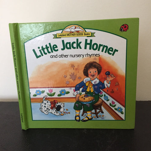 Little Jack Horner and other nursery rhymes - series 892