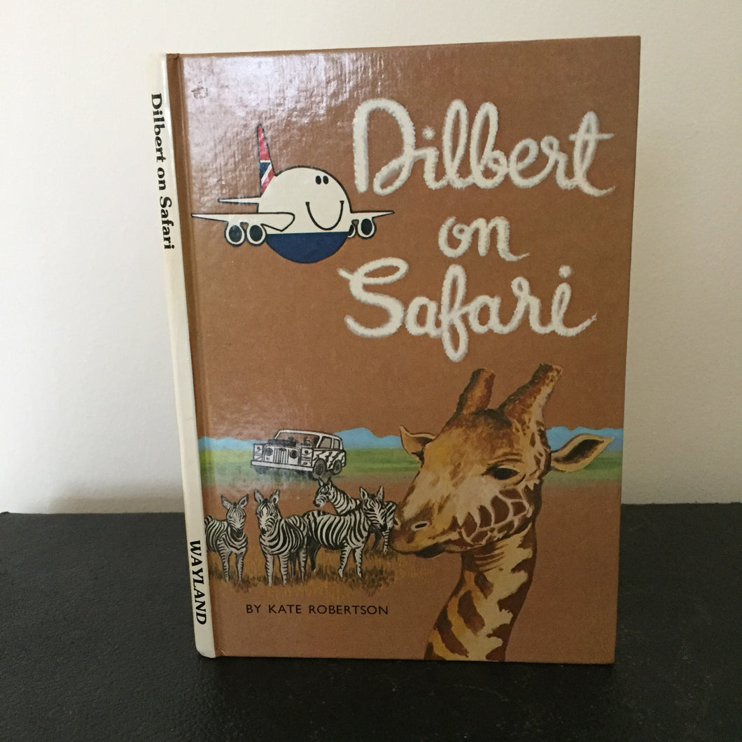 Dilbert on Safari