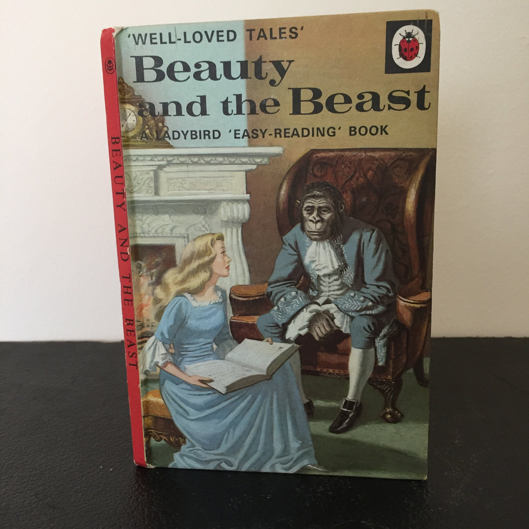 Beauty and the Beast - Well-loved Tales