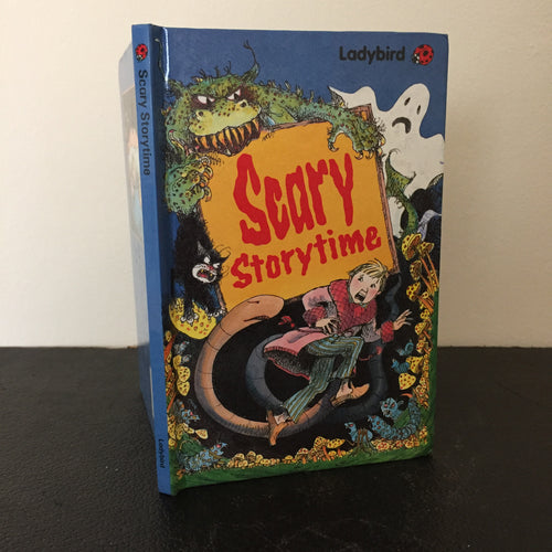 Scary Storytime