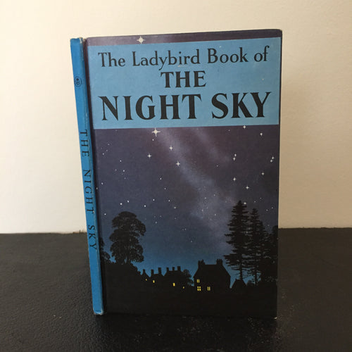 The Ladybird Book of The Night Sky - series 536