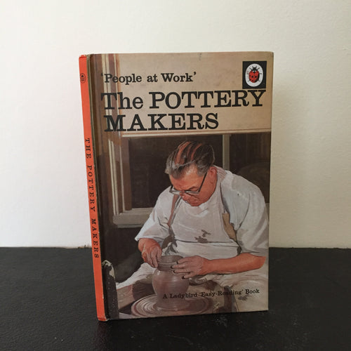 The Pottery Makers - People at Work