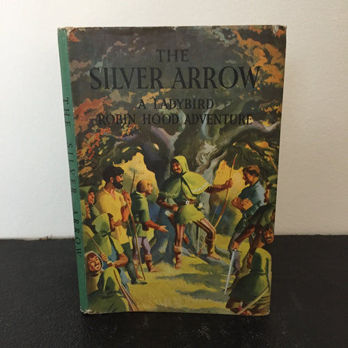 The Silver Arrow - A Robin Hood Adventure. Series 549