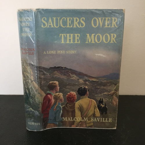 Saucers Over The Moon - A Lone Pine Story