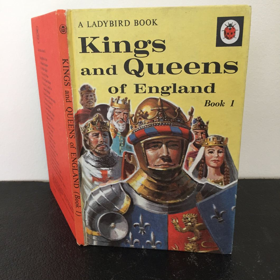 Kings and Queens of England Book 1