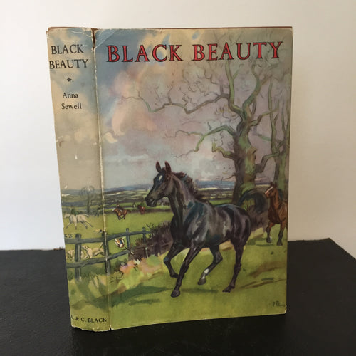 Black Beauty. The Life Story of a Horse