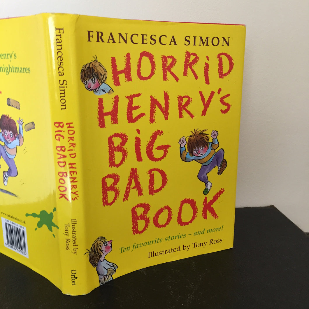 Horrid Henry's Big Bad Book