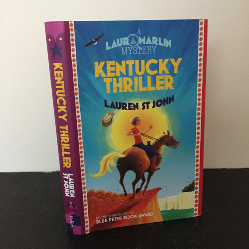 Kentucky Thriller - A Laura Marlin Mystery