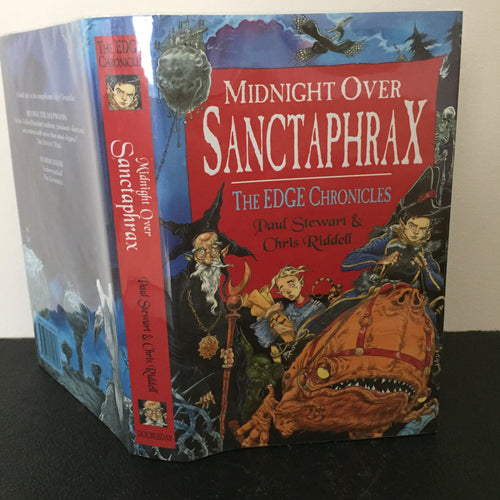 Midnight Over Sanctaphrax. Book 3 of The Edge Chronicles.
