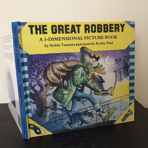 The Great Robbery. A 3-Dimensional Picture Book