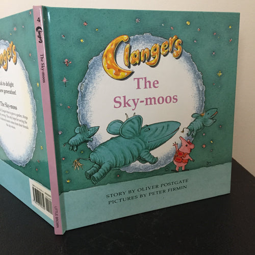 Clangers - The Sky-Moos
