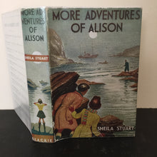 More Adventures of Alison (signed)