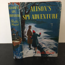 Alison's Spy Adventure