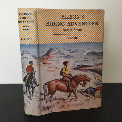 Alison's Riding Adventure