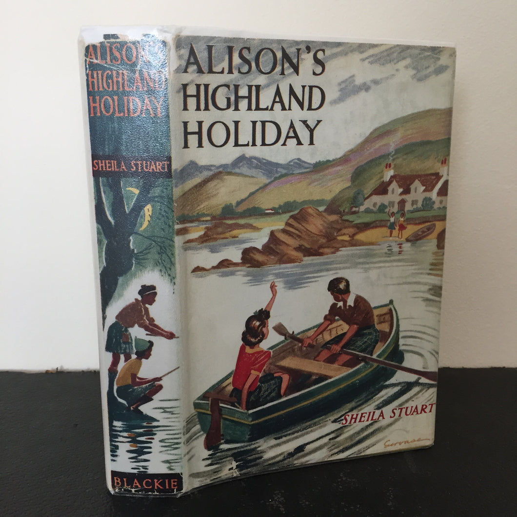 Alison's Highland Holiday