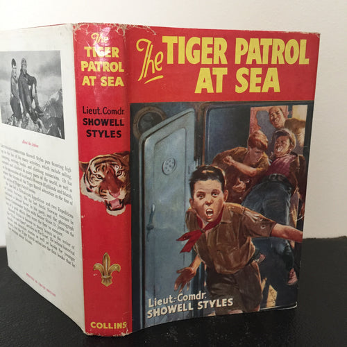The Tiger Patrol At Sea