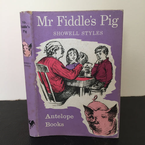 Mr Fiddle's Pig