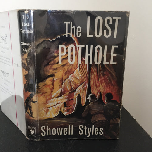 The Lost Pothole