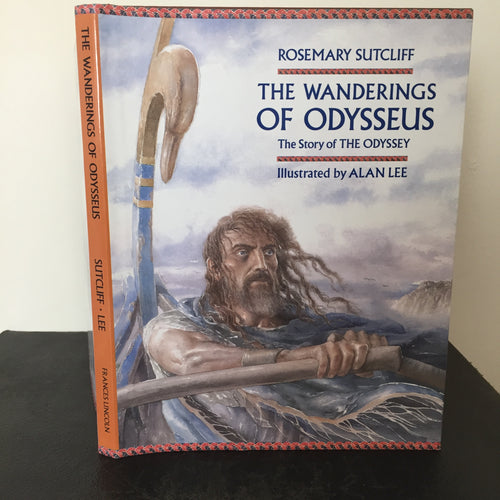 The Wanderings of Odysseus. The Story of The Odyssey