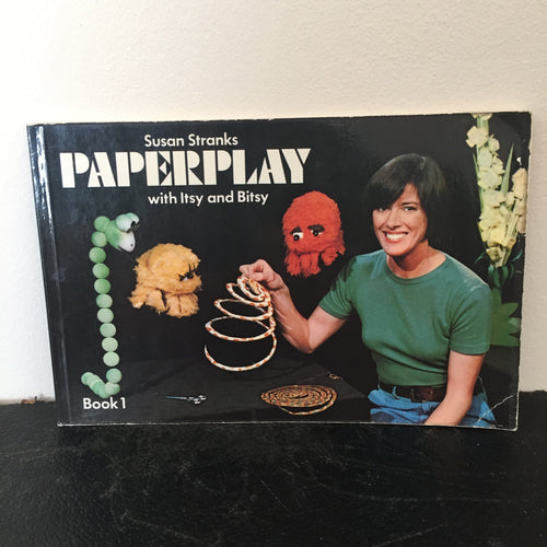 Paperplay with Itsy and Bitsy: Book 1