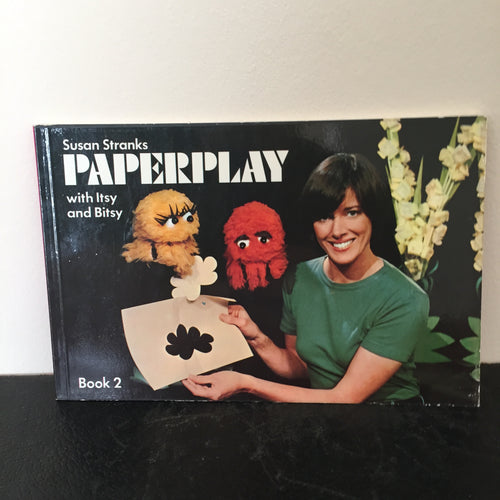 Paperplay with Itsy and Bitsy: Book 2