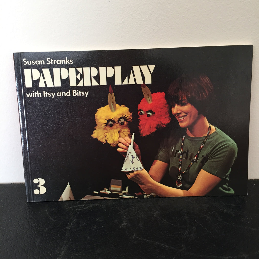Paperplay with Itsy and Bitsy: Book 3