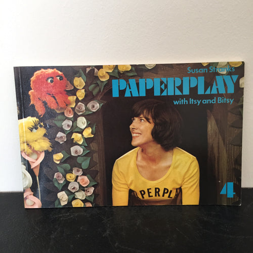 Paperplay with Itsy and Bitsy: Book 4