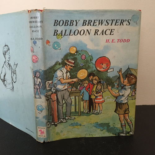 Bobby Brewster's Balloon Race