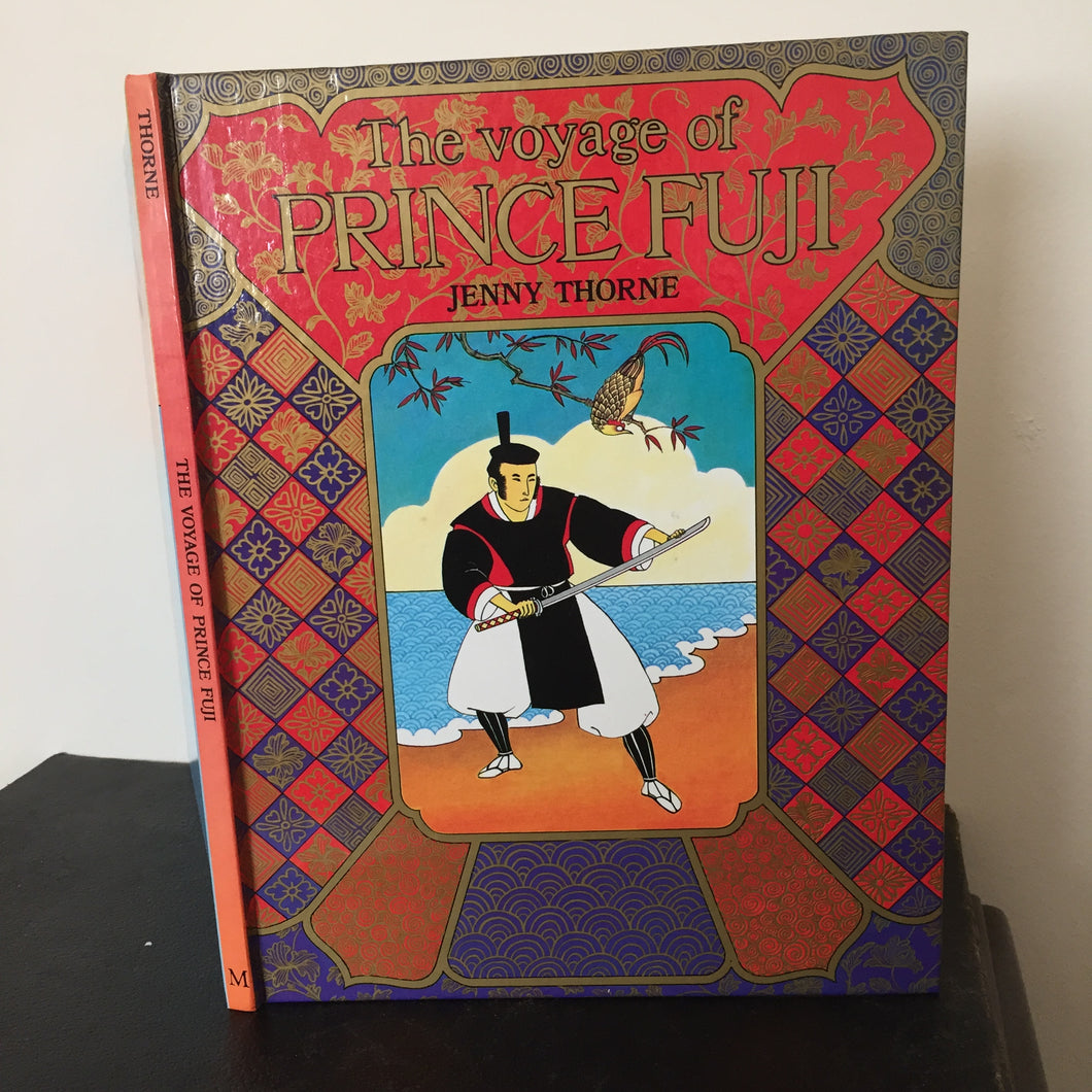 The Voyage of Prince Fuji