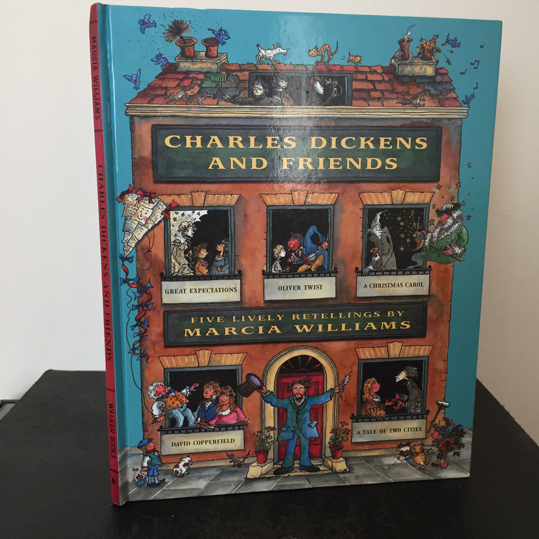 Charles Dickens and Friends.