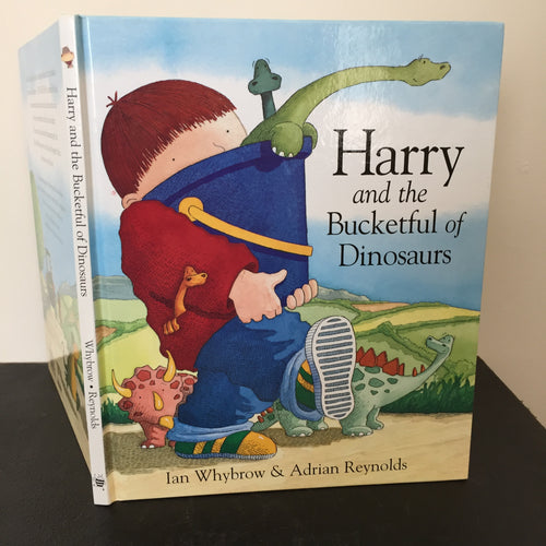 Harry and the Bucketful of Dinosaurs.