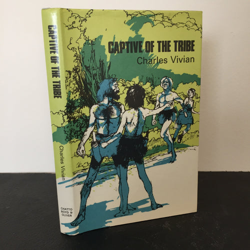 Captive of the Tribe