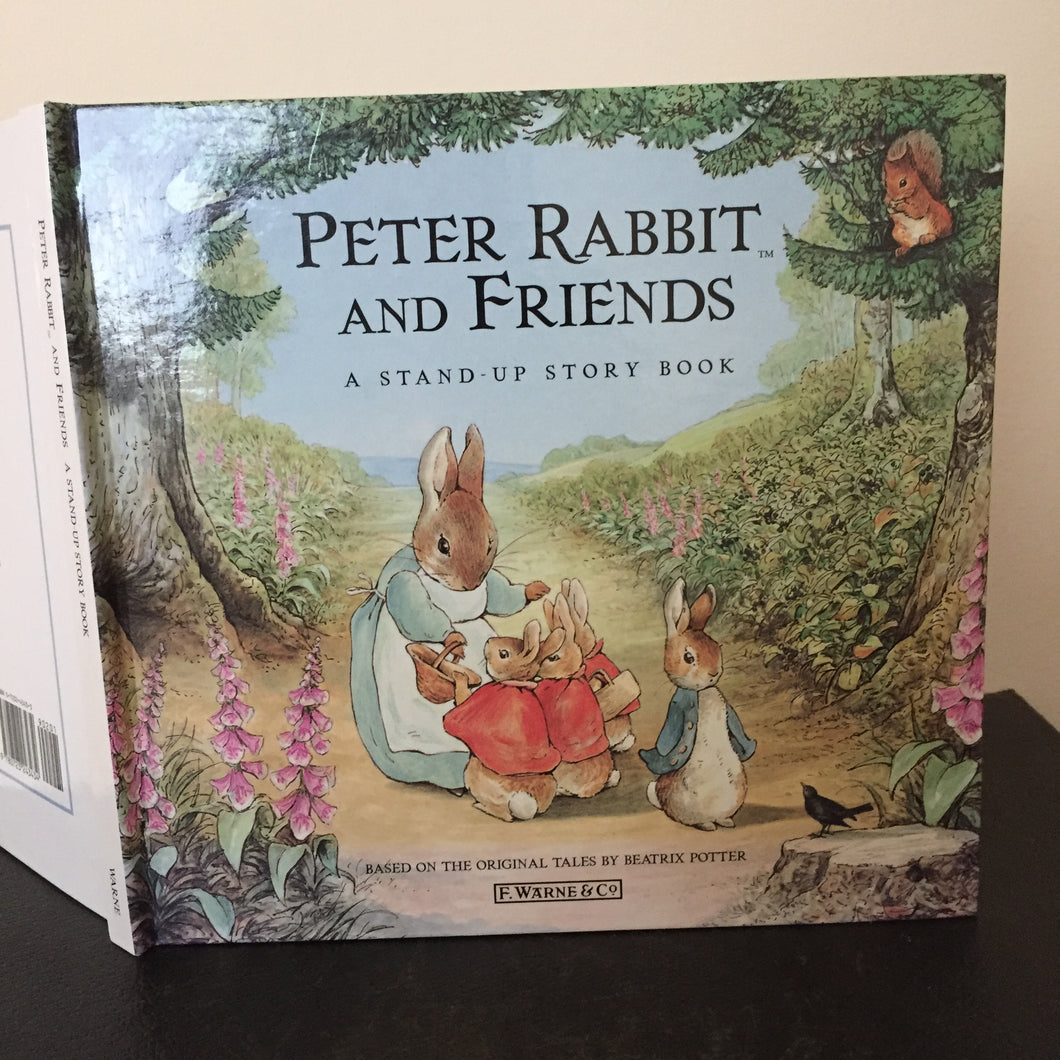 Peter Rabbit and Friends. A Stand-Up Story Book.