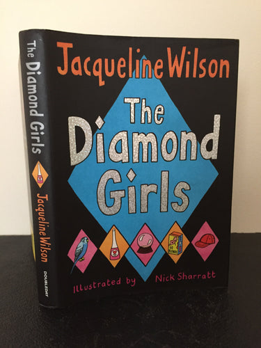 The Diamond Girls  (signed)