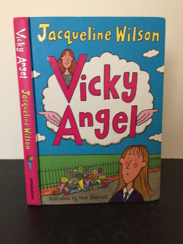 Vicky Angel (signed)